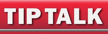 TipTalk Demolition and Excavation Logo